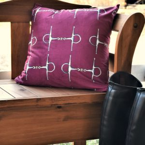 Horse-Throw-Pillow