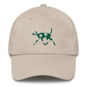 Irish Clover Dog hat
