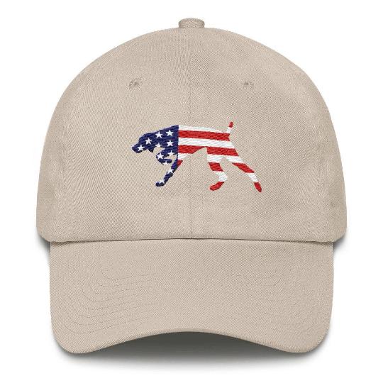 rwb dog hat