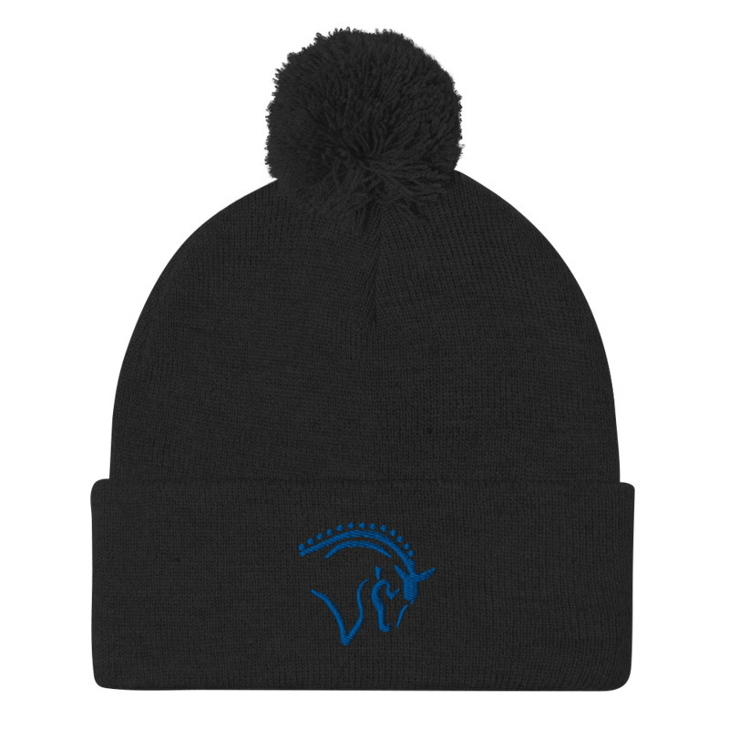 knitted cap for horse lover