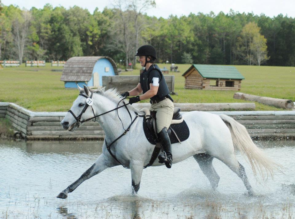 brave equestrian