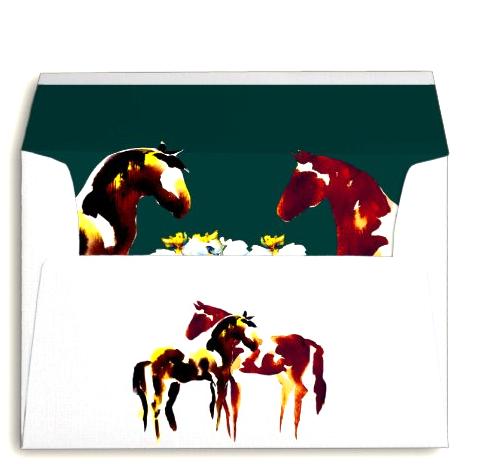 paint pony enveleop