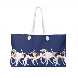 Foxhound tote bag