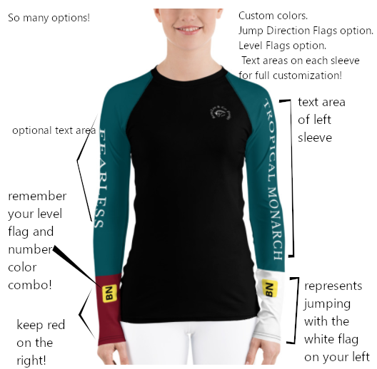 XC Eventing shirt Ultimate