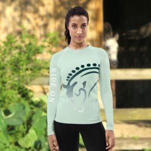 equestrian apparel long sleeve