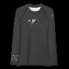 Bird dog halloween on grey long sleeve shirt