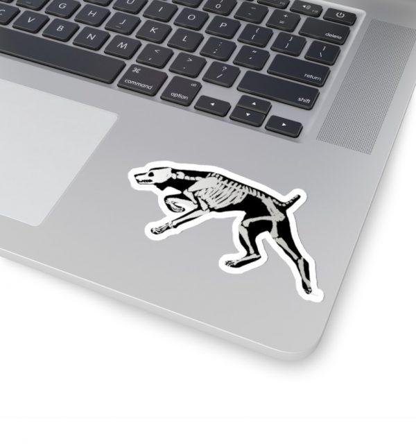 gsp skeleton sticker